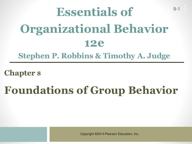 Organization behavior analysis of merck company inc