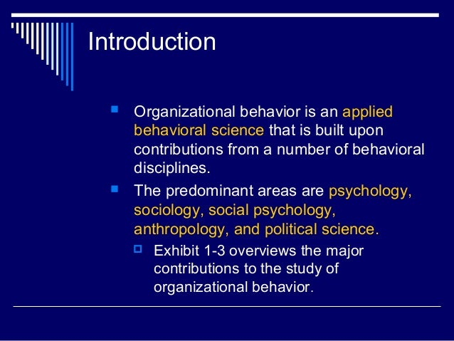 what are the individual and organizational factors that contribute to political behavior Content theories focus on the factors within the person that energize, direct, sustain, and stop behavior first step in determining how to motivate an employee is to follow the content theories by studying the needs, desires, and goals within each individual since each individual is unique in many ways.