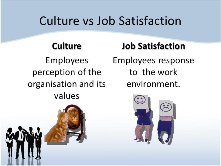 Outcome orientation as organizational culture