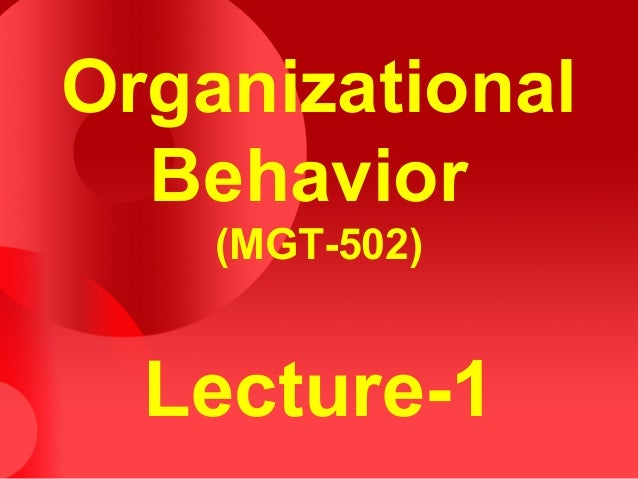 organizational behaviour power At the organizational level, a has coercive power over b if a can dismiss   behavior and attitudes after him or her, this person possesses refer- ent power  over.