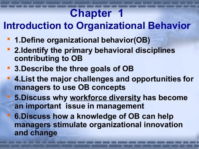 organisational behaviour and motivation at semco The role of motivation in organizational behavior motivation and organizational theory though we have discussed motivation extensively earlier, the role of the hr department and the role of the organizational culture in motivating employees have not been discussed at length.