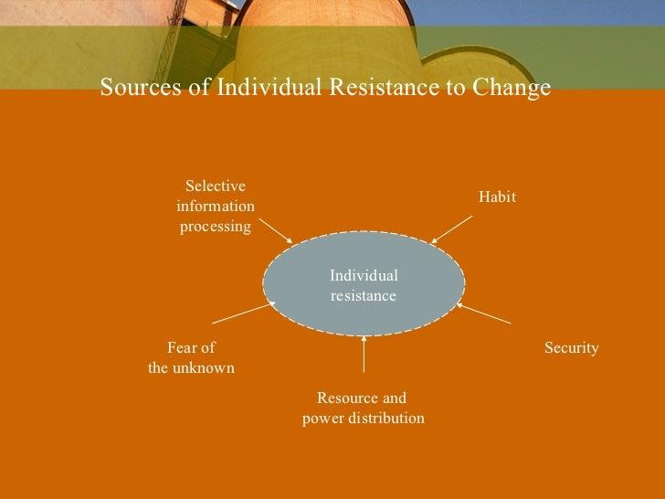 Organizational change Slide 2