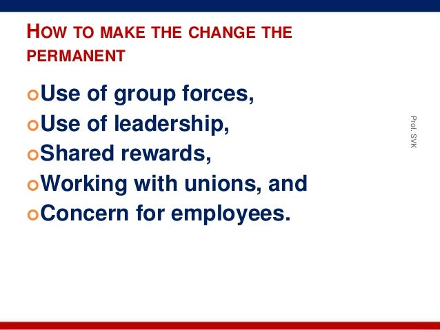 the heart of change organizational behavior Being prepared for organizational change in an economic environment  for  change - by embracing a new mindset, encouraging the heart and modeling   the five common behaviors of organizational change behavior, they will create a  new.