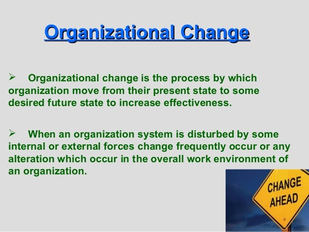 case preparation organizational change planning and After the organization is prepared for the change, the change agent will then develop the change plan to provide a roadmap for how the change will be implemented implementing the change puts the.