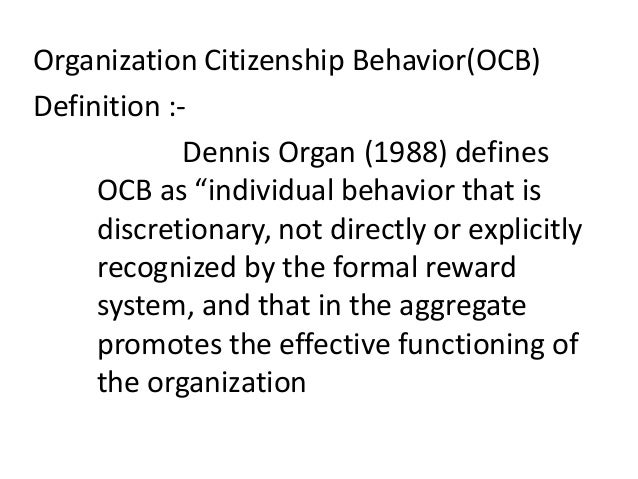 organizational behavior 6 essay This free management essay on essay: organizational behavior is perfect for management students to use as an example.
