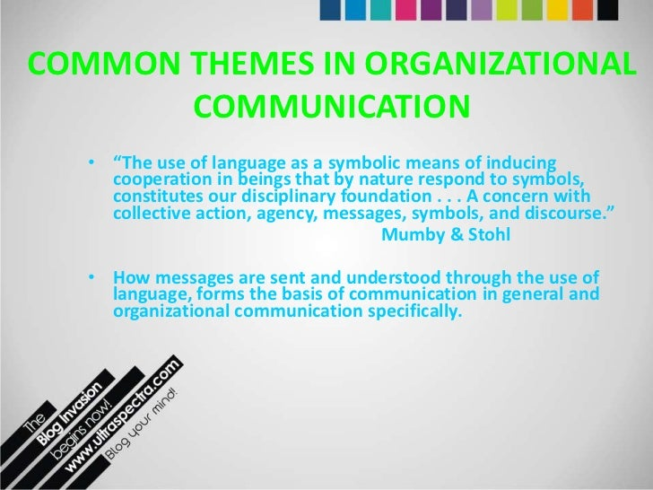 corporate communication in contemporary organizations View test prep - cornelissen - chapter 2 from commerce 3115 at dalhousie chapter 2 corporate communication in contemporary organizations overview historical development of communication.