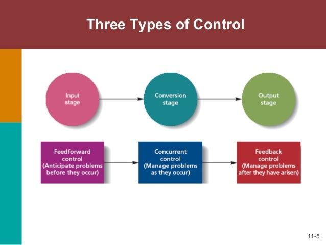 Organizational Control and Change