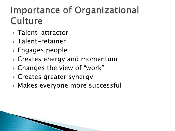 importance of organizational culture to an understanding business essay Importance of understanding culture diversity in the workplace importance of understanding culture diversity in the workplace jennifer schulz devry university cultural diversity in the professions socs350 william tutol january 10, 2014 importance of understanding culture diversity in the workplace in business today it is important to have a diverse group of employees in the workplace.