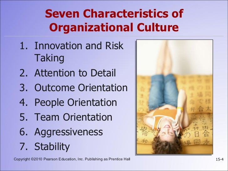 Apple Inc.'s Organizational Culture & Its Characteristics (An Analysis)