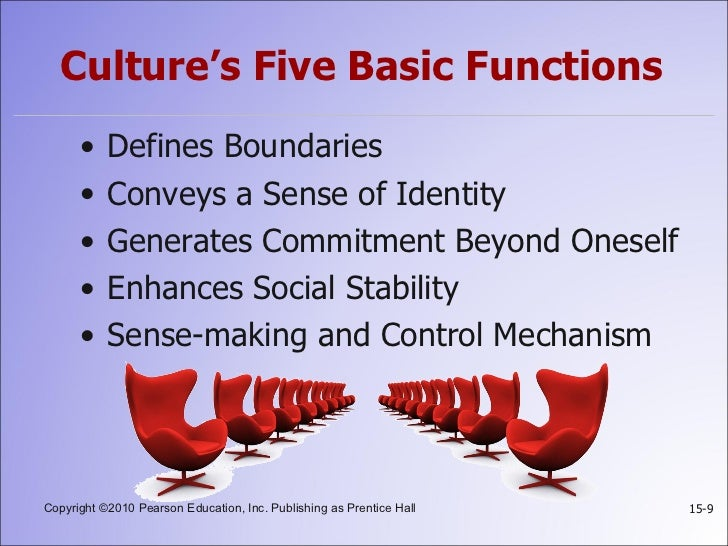 Functions Of Organizational Culture Essay - image 9