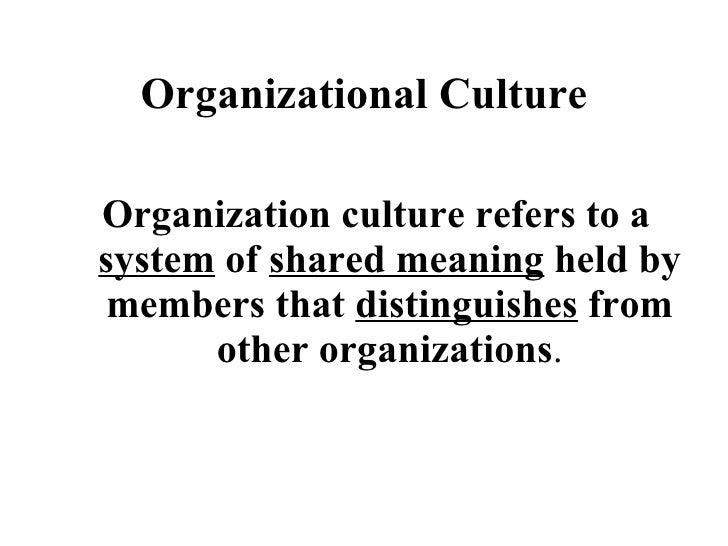 Organizational Culture=20 Slide 2
