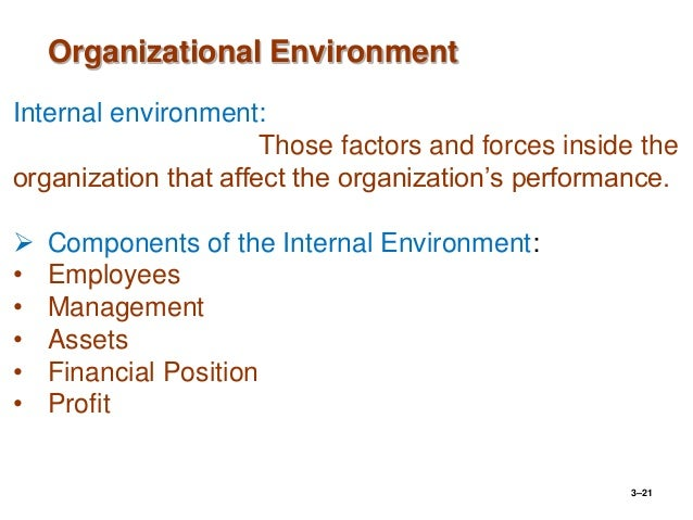 Organisational factors that impact on people performance management essay