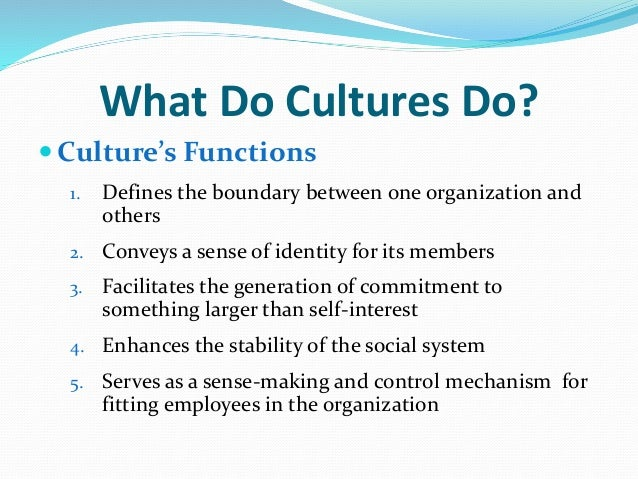 company culture and ethics Information on what company culture is company culture includes a variety of elements, including work environment, company mission, value, ethics.