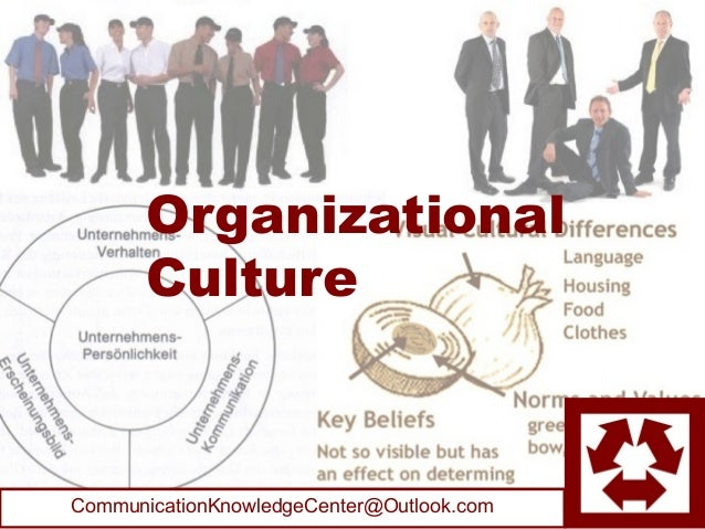 Organizational       CultureCommunicationKnowledgeCenter@Outlook.com