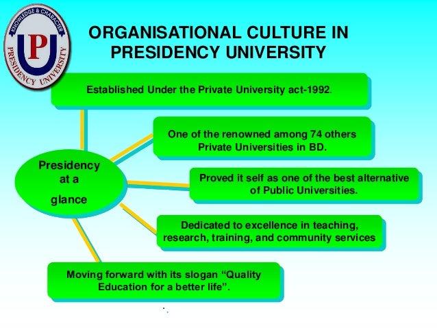 University culture