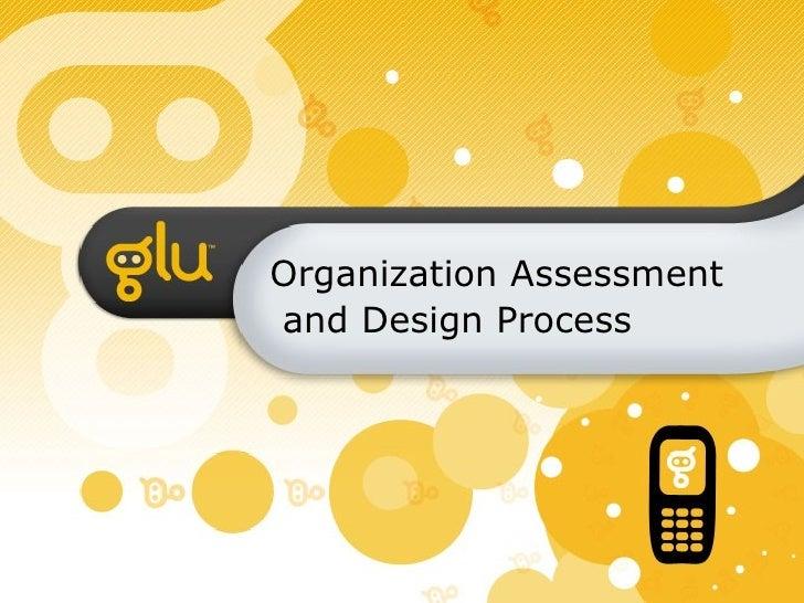Organization Assessment and Design Process