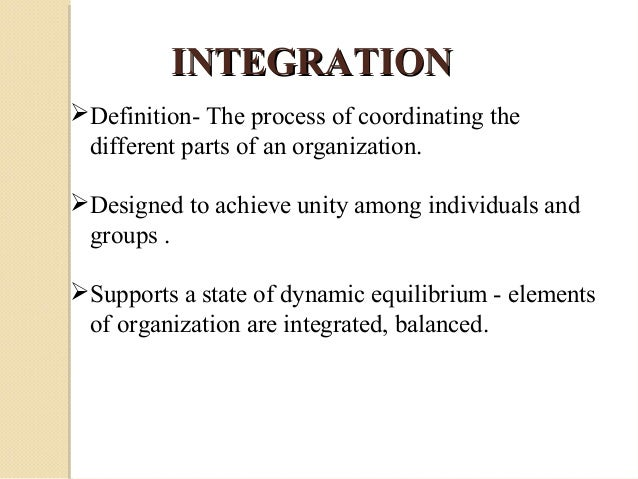 vertical organizational structure definition