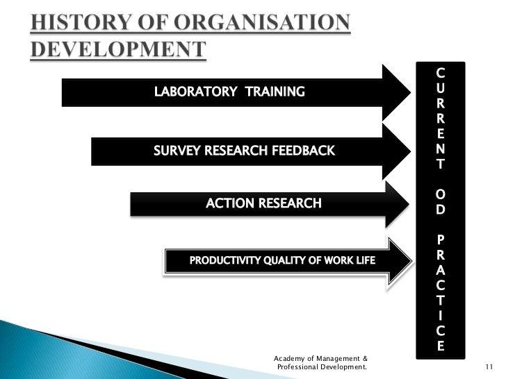 organisational development and change management pdf