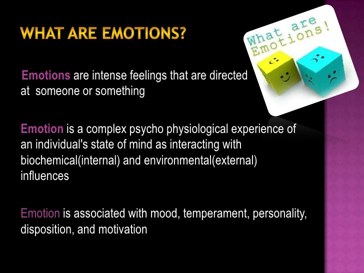  Do   Emotions Make Us Irrational?  Expressing emotions publicly may be damaging to social   status  Emotions are criti...
