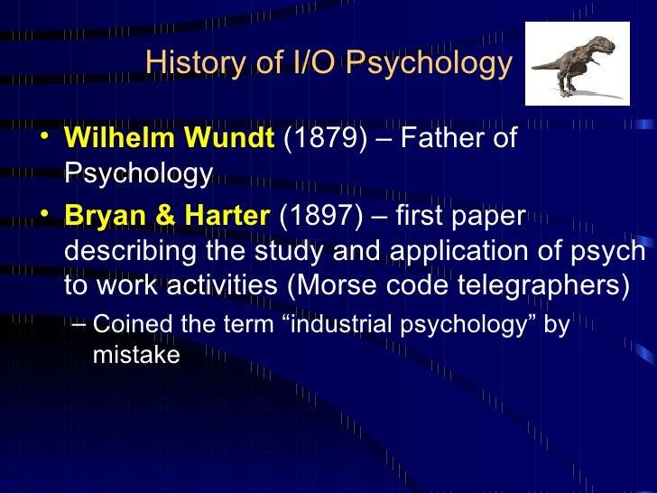 Social-Organizational Psychology