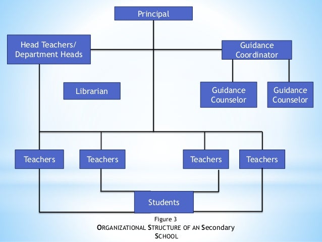 the organizational structures of the elementary classroom Guidelines on the organizational structures and staffing patterns of stand-alone and integrated public senior  public and private elementary and secondary schools .