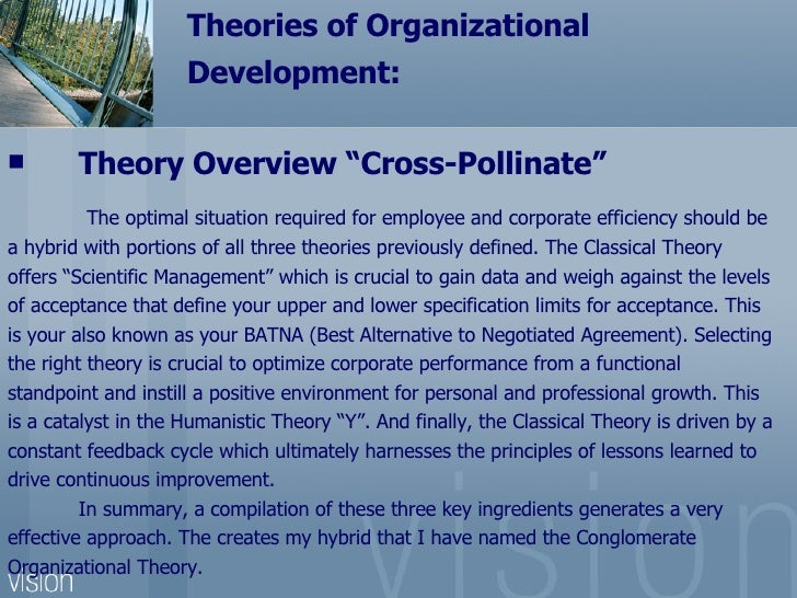 organizational thoery International journal of organization theory and behavior | read articles with impact on researchgate, the professional network for scientists.
