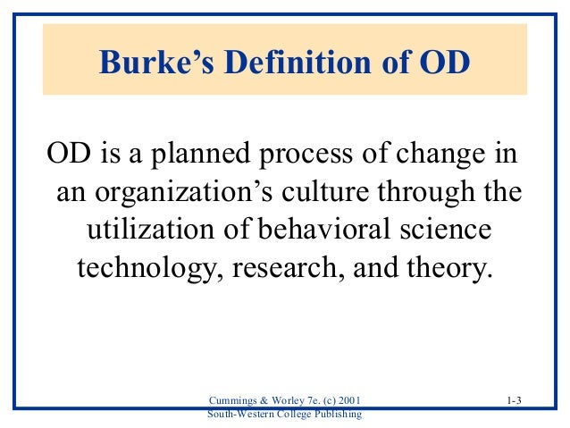 Organization development and change fandeluxe Images