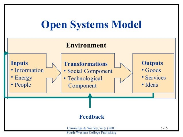 ob analysis using sogi model The five models of organisational behaviour are the:  in an autocratic  organisation, the people (management/owners) who manage the tasks.