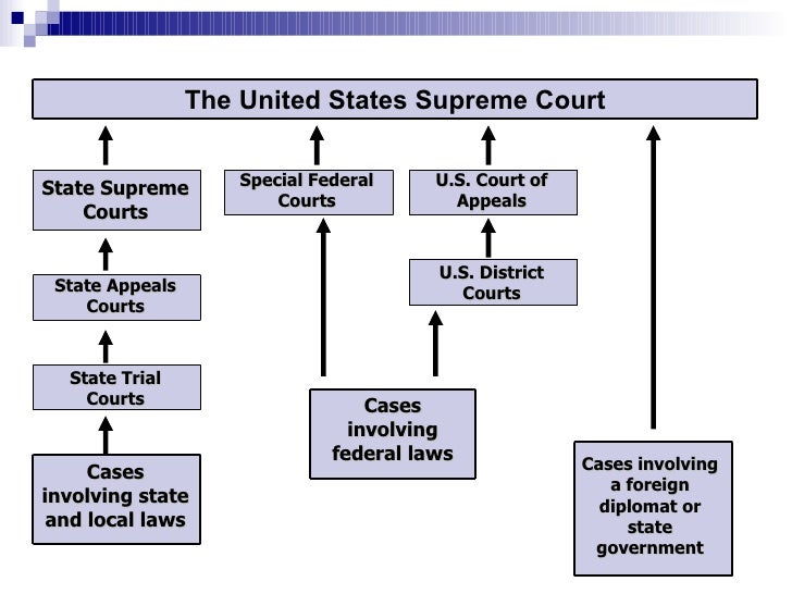 an analysis of the function of the united states supreme court