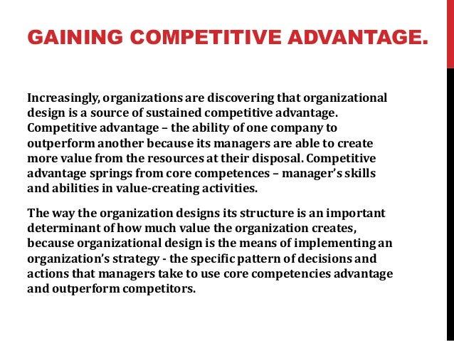 Organizations And Organizational Stakeholders