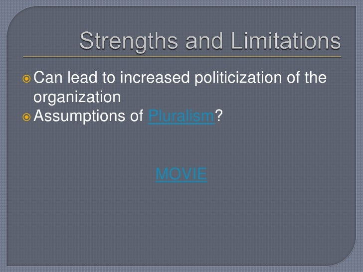 organizations as political systems metaphor Organisations as political systems organisations as instruments of domination morgan argues that these metaphors create ways of seeing and shaping organisation life.