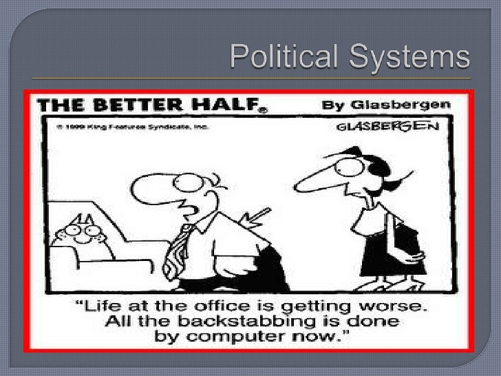 Political Systems<br />