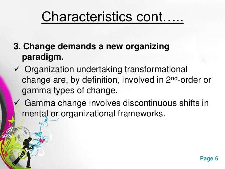 organizational paradigms essay Paradigm lost: reinvigorating the study of organizational culture$ jennifer a chatmana, organizational behavior, we identify several promising.