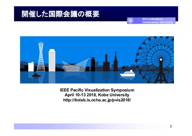 国際会議運営記 Slide 3
