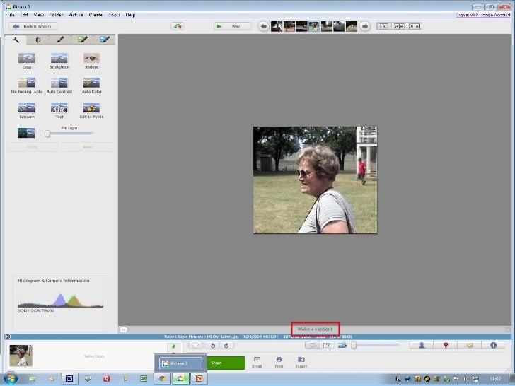 Organize  Edit Share