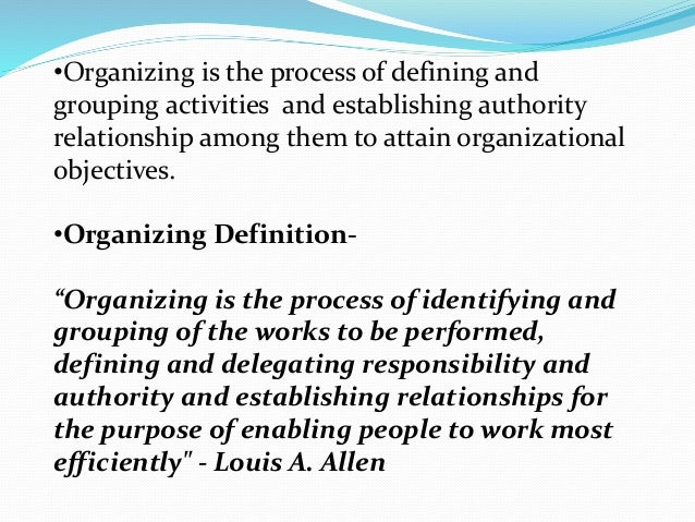 grouping of activities helps to attain program objectives It's important to discuss and define your organization's targets to meet your business objectives  program ensures that when a  is the grouping.