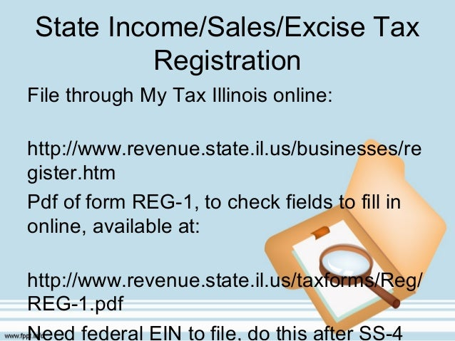 Organizing An Illinois Business Entity