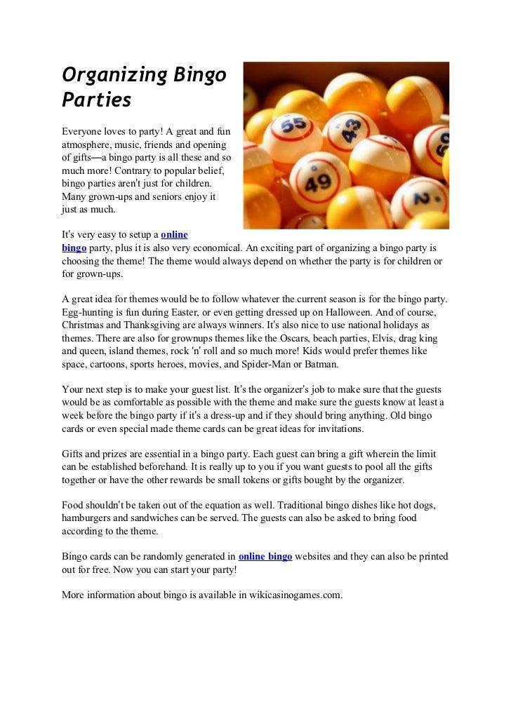 Olg bingo prizes for children