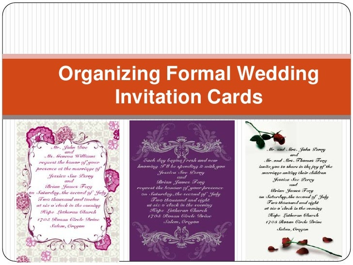 Organizing formal wedding invitation cards 1 728gcb1338949994 stopboris Gallery