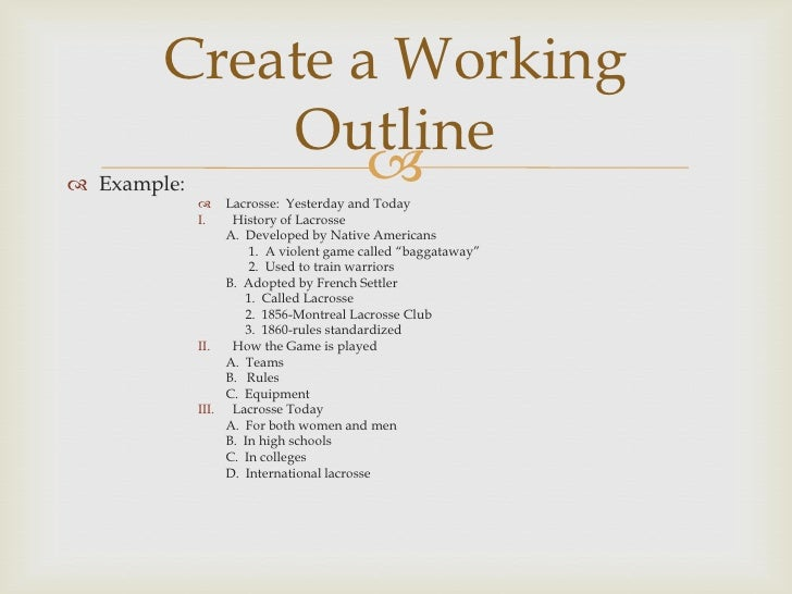 organizing thesis notes The first thing to look at when you're organizing your paper is the main idea, often   as you look over your notes, use your thesis statement as a guide and see if.
