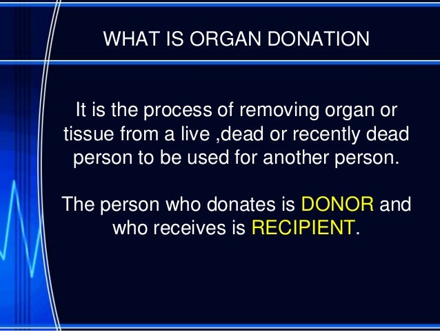 donating blood persuasive speech outline Persuasive speech- organ donation organ donation is a selfless way to give back a match is made when both the donor and the recipient have the same blood.