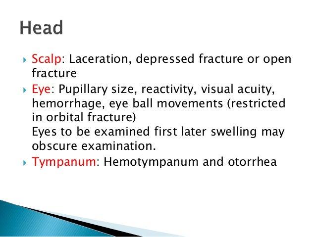 Organ specific approch to trauma Slide 2