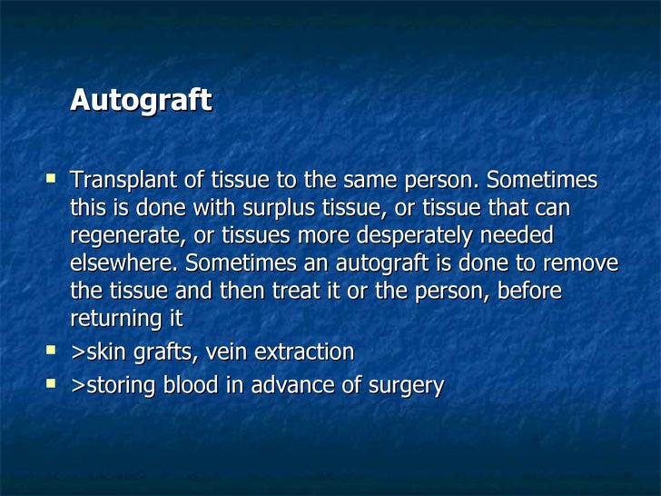 Organ Transplantation Slide 9
