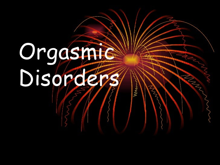Male Orgasm Disorder 36