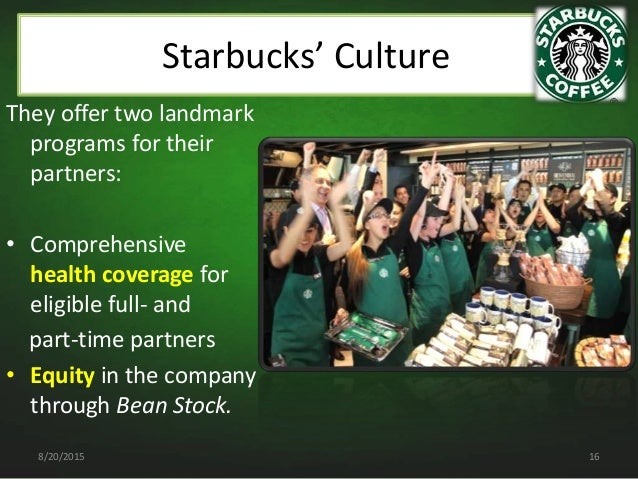 starbucks organizational behavior Starbucks and corporate social responsibility maybe you have a starbucks you call your own and because it is yours, you expect a lot from it.