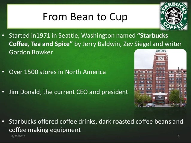 corporate governance of starbucks