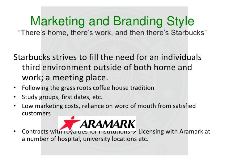 starbucks management style The importance of leadership is not only ingrained in the upper management team, but starbucks also ensures that this is an understood value throughout the organization in 2004, the coffee master program was introduced to teach employees about regional coffee flavors.