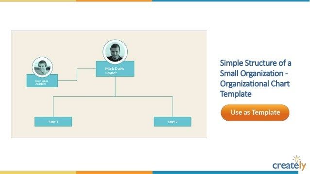Organizational Chart Template For A Commercial Bank ...