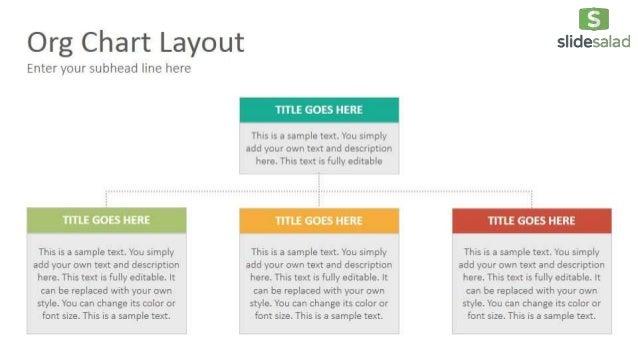 org charts diagrams google slides presentation template slidesalad