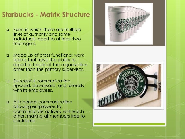 starbucks functional strategies Functional areas of starbucks potential impact on starbucks customers have a negative image to the company human resource strategy the functional areas.